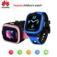 Huawei kids smart watch 3 men and women cute smart cartoon positioning waterproof photo one touch call