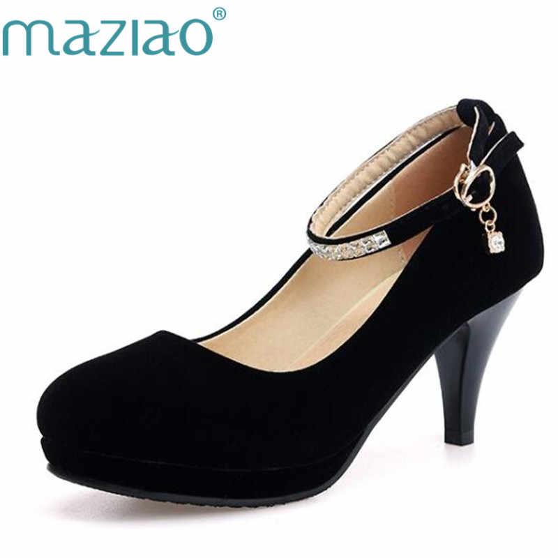5ec5328e1 Женские свадебные туфли красного и черного цвета из замши на среднем  каблуке, женские свадебные туфли