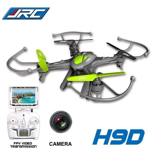 2.4G 6Axis Gyro JJRC H9D FPV Digital Transmission RC Quadcopter Micro Drone 0.3MP Camera Drone