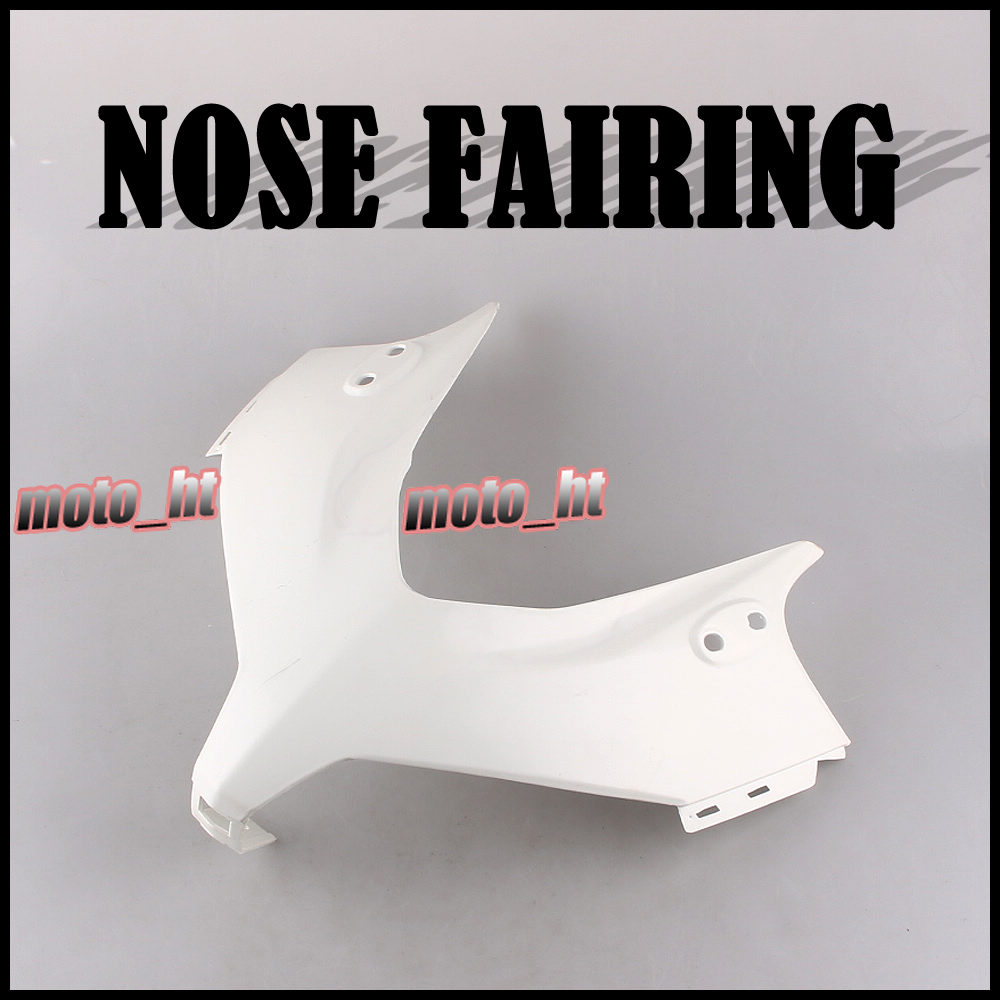 Upper Front Cover Cowl Nose Fairing for HONDA CBR500R 2013 2014 2015, Injection Mold ABS Plastic, Unpainted plastic tableware box injection mold makers