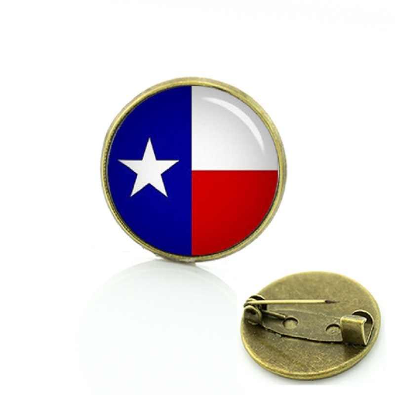 TAFREE American FLAG เข็มกลัดประเทศโลโก้ USA อังกฤษไอริชธงแอฟริกาใต้ Pins ผู้ชายผู้หญิง VINTAGE แห่งชาติสัญลักษณ์ t234