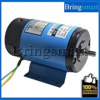 Bringsmart 200W Permanent Magnet DC Motor 220V High Speed DC Gear Motor Speed Control Brush Motor
