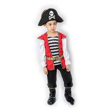 Pirate Captain Cosplay Clothes For Boy Girl Halloween Christmas Fancy Clothes Halloween Costume For Kids Children Pirate Costume carnival costume christmas costume boy cosplay the hulk anime characters halloween costume for kids clothes