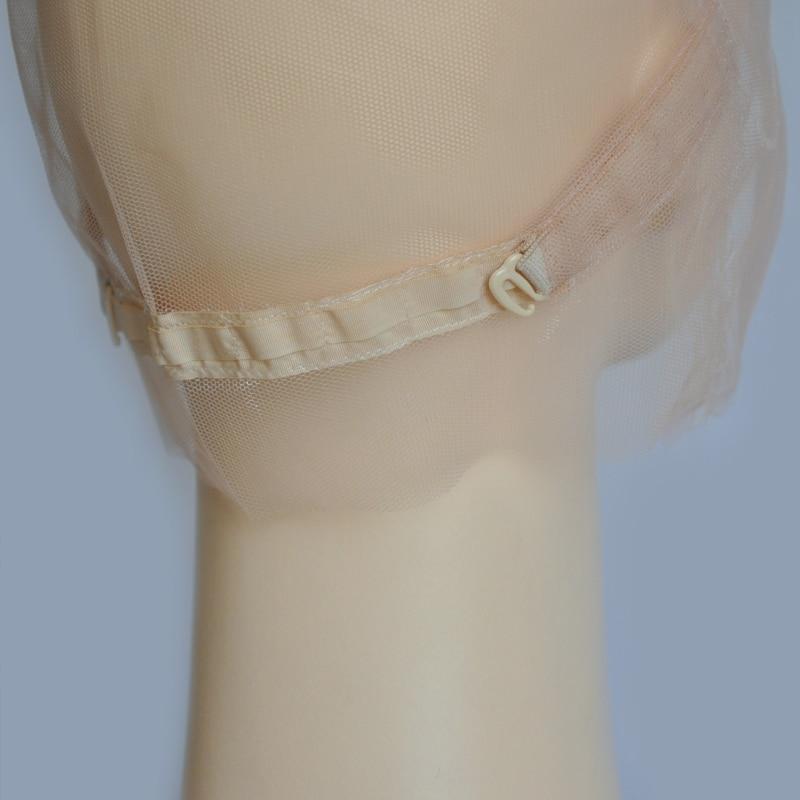 Fullständig Transparent Swiss Lace Wig Cap för att göra fulla - Hårvård och styling - Foto 3