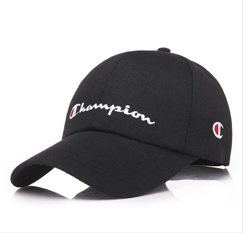 где купить 1PC Sun Hat Casual Outdoor Cap Long Brim 7.5cm Embroidered Champion Kids Teens Baseball Hats Cap Adjustable Circumference 55cm дешево