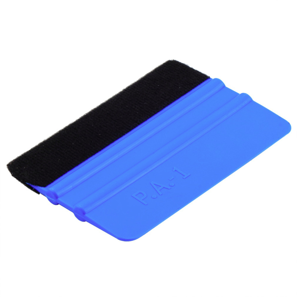 2017 Car Wrapping Tools Vinyl Film 3m Squeegee with Felt Soft Wall Paper Scraper Install Squeegee Tool Hot Selling Drop Shipping