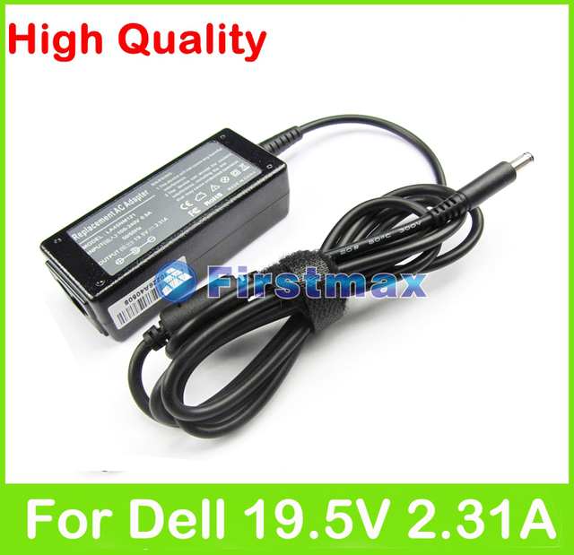 19.5V 2.31A 45W universal AC power adapter for Dell XPS 13 9343 9350 L321X L322X MLK Ultrabook 0015SLV 1000SLV 40002SLV charger