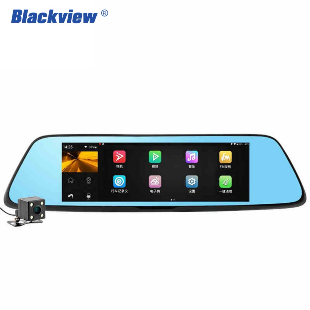 Blackview HS Hot Inch Touch Screen Car DVR Camera with GB ROM