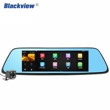 Blackview HS710 8 Inch Touch Screen Car Dvrs rear view Car Camera 16GB ROM Android 4.4 Dvr Dual Lens GPS WIFI Dash Cam Recorder