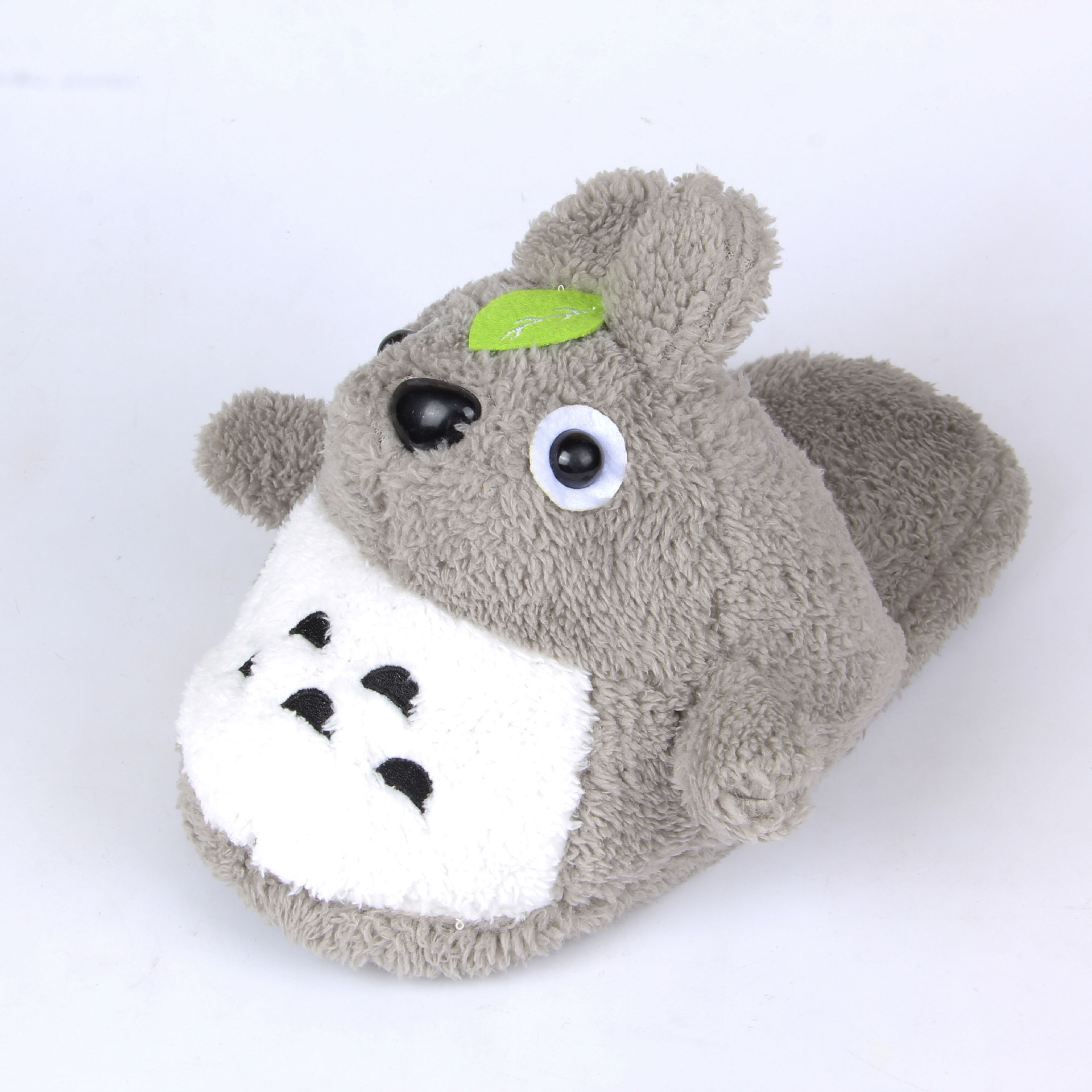 2018 Hot Sale Good Quality lovely Cute Totoro Lovely Cat Men &women Indoor Winter and Spring Warm Cartoon Slippers Sandalias beibehang warm and lovely fashion golden