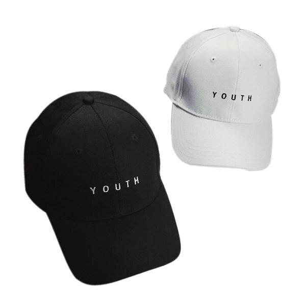 Bekleidung Zubehör Unisex Baseball Kappe Buchstaben Stickerei Hüte Jungen Mädchen Mode Kühlen Verstellbaren Riemen Hip Hop Caps Sombreros #9 GüNstige VerkäUfe Kopfbedeckungen Für Herren