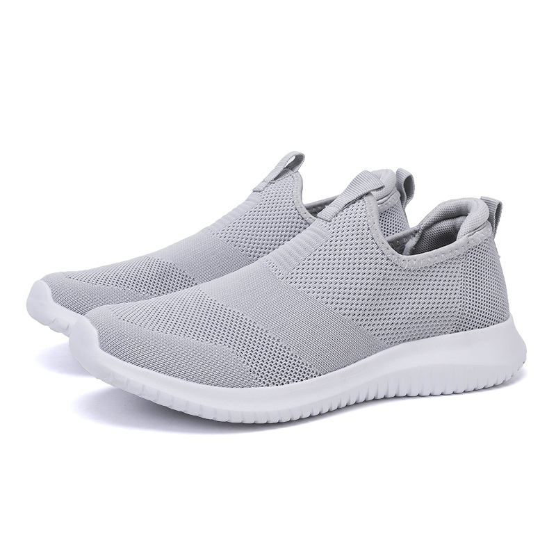 HTB1gJiXL3HqK1RjSZFgq6y7JXXaS 2019 Spring Men Shoes Slip On Men Casual Shoes Lightweight Comfortable Breathable Couple Walking Sneakers Feminino Zapatos