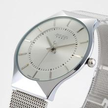 Top Brand Julius Men s Watches Stainless Steel Band Analog Display Quartz Men Wrist watch Ultra