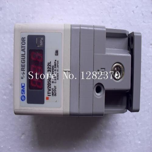[SA] Japanese original SMC Electrical proportional valve ITV2050-322L spot brand new genuine authentic smc proportional valve itv1050 312l3
