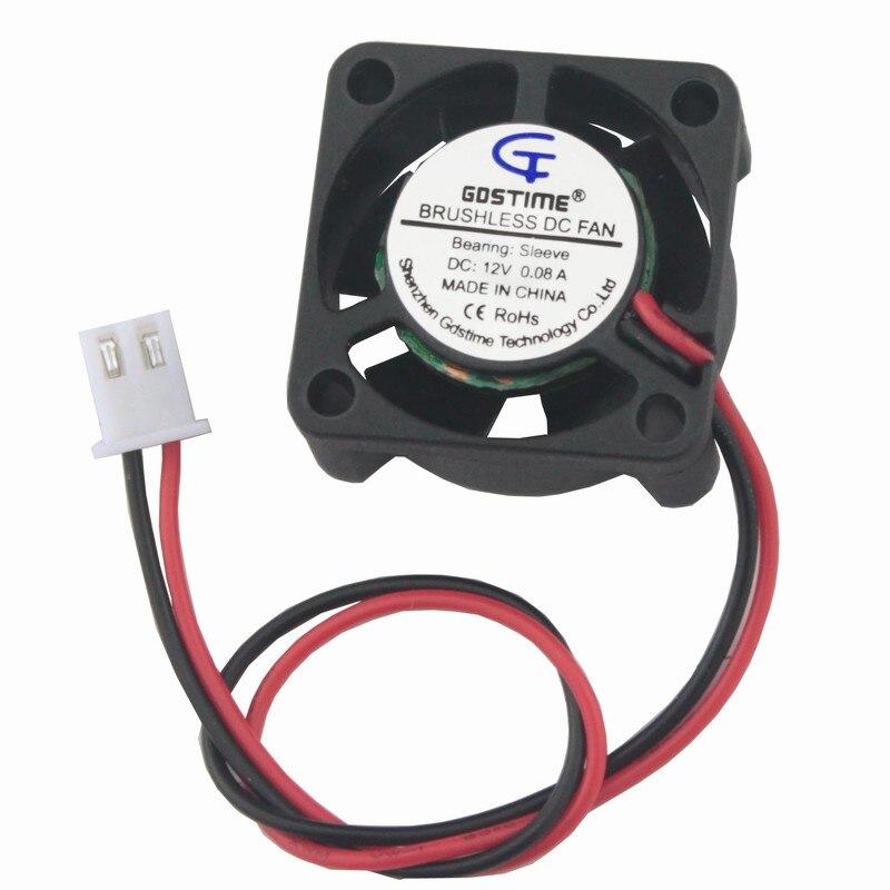 Copper Molex 4 Way 3Pin//4Pin Computer Power Fan Splitter Adapter Cable 12V XE