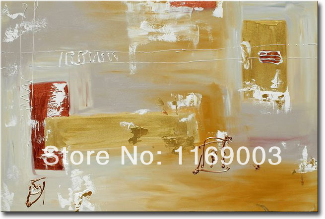 Large Abstract modern canvas font b knife b font paint famous artist handmade oil painting on