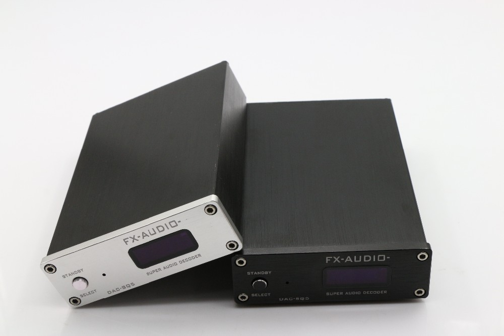 FX-Audio DAC-SQ5 HiFi 2.0 Digital Decoder Audio Audio Decoder USB / - Audio dhe video në shtëpi - Foto 2
