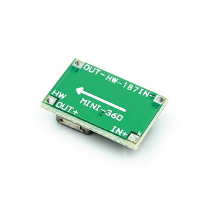 Image 2 - 5PCS/LOT Mini360 DC DC Buck Converter Step Down Module 4.75V 23V to 1V 17V 17x11x3.8mm SG125 SZ+