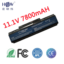 цена 7800MAH Laptop Battery For EasyNote TR81 TR82 TR83 TR85 TR87 for EMACHINES E525 E627 E725 D525 D725 G620 G627 G725 E627-5019