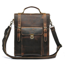 Vaasa Genuine Leather Backpack