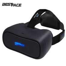 Authentic 2K Decision Bestface 3D Digital Actuality VR PC glasses black shade Bluetooth Headset with TF card slot HDMI Port