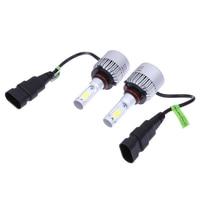 2 Pcs Automotive Headlamps LED Headlamps High Quality LED Headlamp Headlight Automobiles Headlamp Car Headlight Car