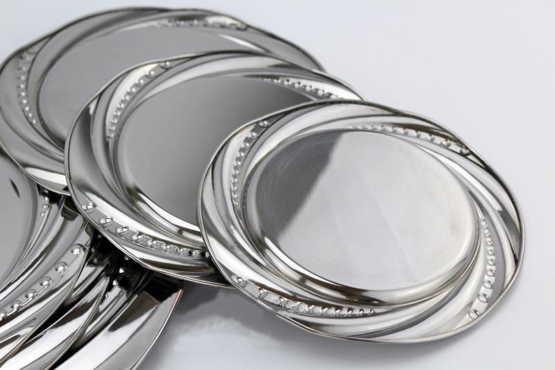 Nėriniai veidrodiniai indai Nerūdijančio plieno indų valgiai - Virtuvė, valgomasis ir baras - Nuotrauka 4