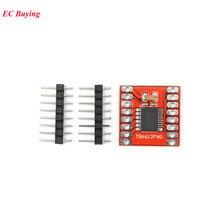 5Pcs TB6612FNG Dual Motor Drive Module TB6612 Motor Driver PCB For Arduino Microcontroller Better than L298N Electronic DIY