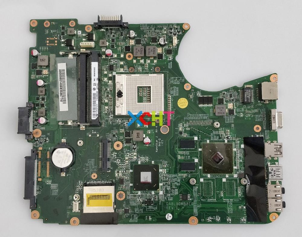 Per Toshiba Satellite L750 L755 A000080140 DABLBDMB8E0 w N12M-GE-B-B1 HM65 DDR3 Scheda Madre Del Computer Portatile Mainboard TestatoPer Toshiba Satellite L750 L755 A000080140 DABLBDMB8E0 w N12M-GE-B-B1 HM65 DDR3 Scheda Madre Del Computer Portatile Mainboard Testato