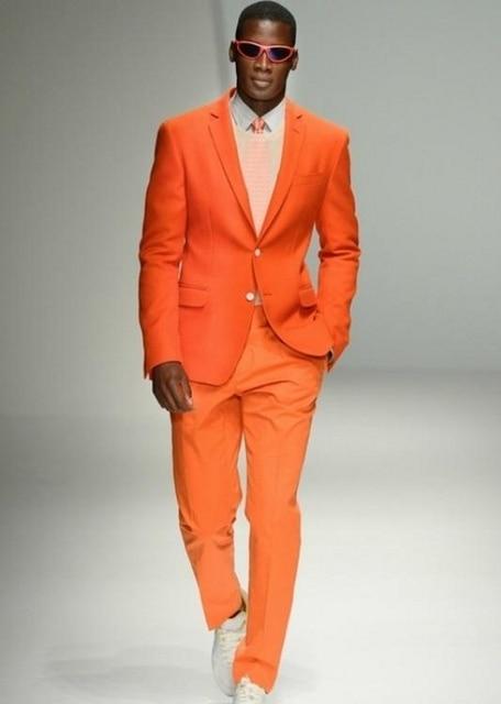 Moda Novio Traje de Boda Trajes Para Hombres Traje de Boda Para Hombre novio Esmoquin Tailored 2 Unidades Personalizadas Traje Esmoquin de Boda Para hombres