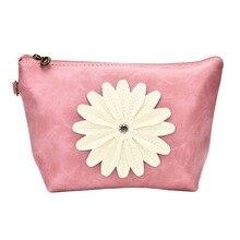 Weibliche Sunflower Kupplung 2016 Exquisite Dame Daisy Design Frische Kupplung Frauen Schöne Geldbörse Kupplung Candy Blume Casual Taschen