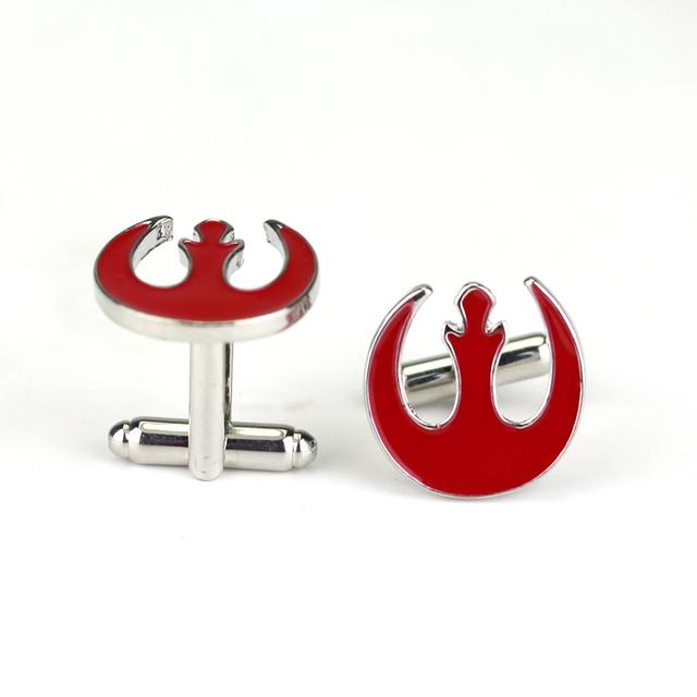 Black Galactic Empire Star Wars Cufflinks