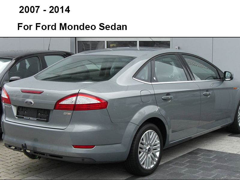 REFRESH Щетки стеклоочистителя для Ford Mondeo Mk4 Mk5 2007 2008 2009 2010 2011 2012 2013 - Цвет: 2007 - 2014 (Sedan)