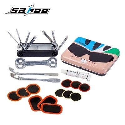 SAHOO alati za biciklističke biciklističke alate Mini box MTB Alati - Biciklizam - Foto 5