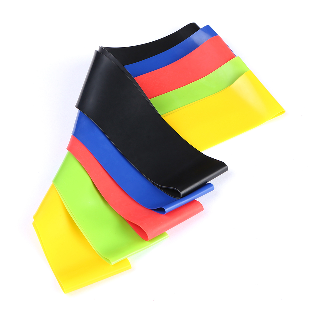Resistance Bands Gym Strength Training Rubber Loops Bands Exercises Elastic Fitness Training Yoga Loop Workout Pull Rope
