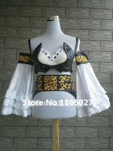 Game Anime LOL Miss Fortune Hallowmas Clothing Dress Uniform Cosplay Costume Custom-made Any Size Free Shipping