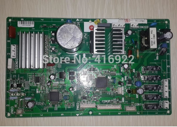 95% new good working refrigerator pc board Computer board EP-HK29324301A BG-147885 on sale 95% new for samsung refrigerator pc board computer board rs19 da41 00401c a board good working