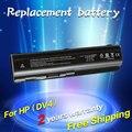 Hstnn-lb73 jigu para hp batería del ordenador portátil 511872-001 462889-442 hstnn-lb72 7fd034 hstnn-ub72 484170-001 484170-002 484171-001