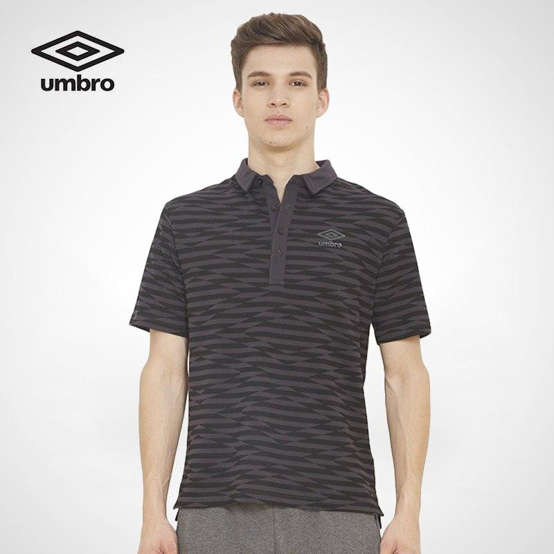 Umbro Men 2017 New Summer Short Sleeve Polo Shirt Sports T-shirt Sportswear Tracksuit T-shirt Tee Tops Ucc63107