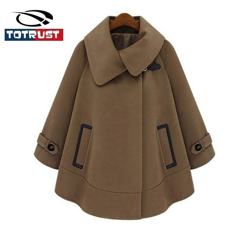 High Quality Wool Cape Coats-Buy Cheap Wool Cape Coats lots from ...
