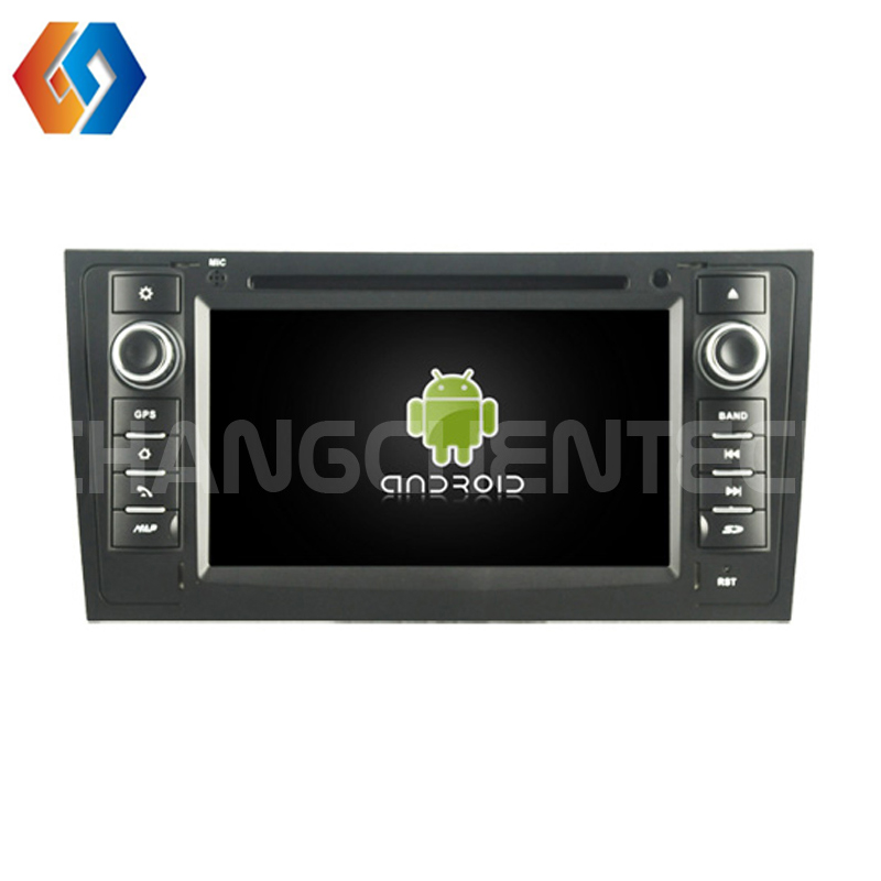 7 car dvd player android 8.0 radio for Audi A6 1997-2004 AUDI S6 1997-2007 RS6 1997-2004 GPS multimedia stereo built-in BT/WiFi surkov v texts 1997 2010 page 7