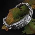 925 sterling silver Thai silver bracelets individuality leader men's bracelet 925 silver jewelry SB263