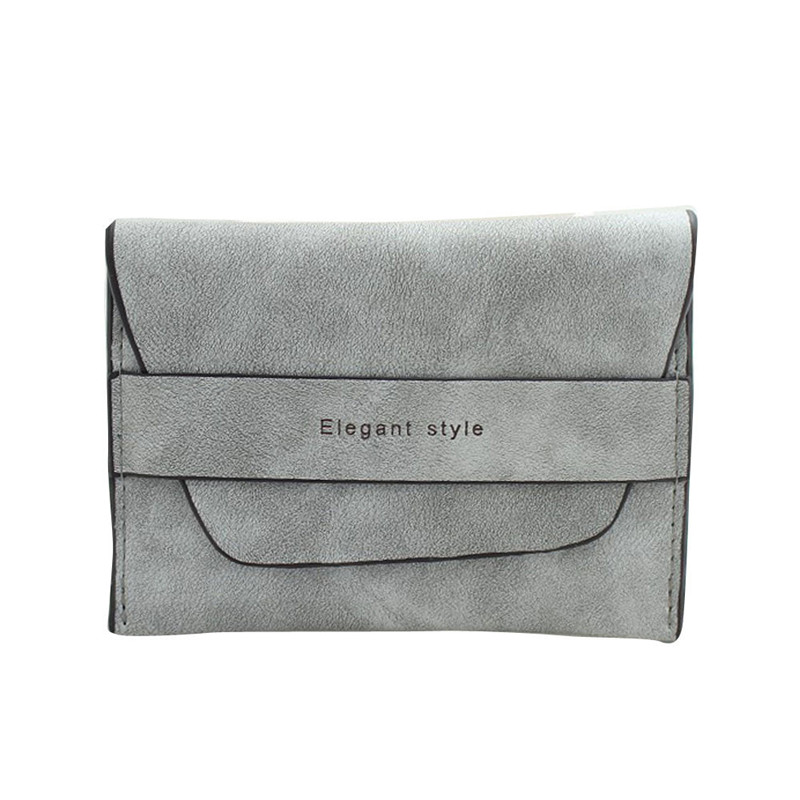 Vintage Discount  Women Bifold Wallet Coin Purses Card Bags Clutch Purse Short Handbag monederos para monedas Wallets & Holders vintage card holders women wallet clutch wallet womens wallets and purses leather purse for the girls coin purse carteras mujer