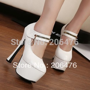 Holiday Sale free drop shipping 2014 high heels platform pumps sexy shoes font b woman b