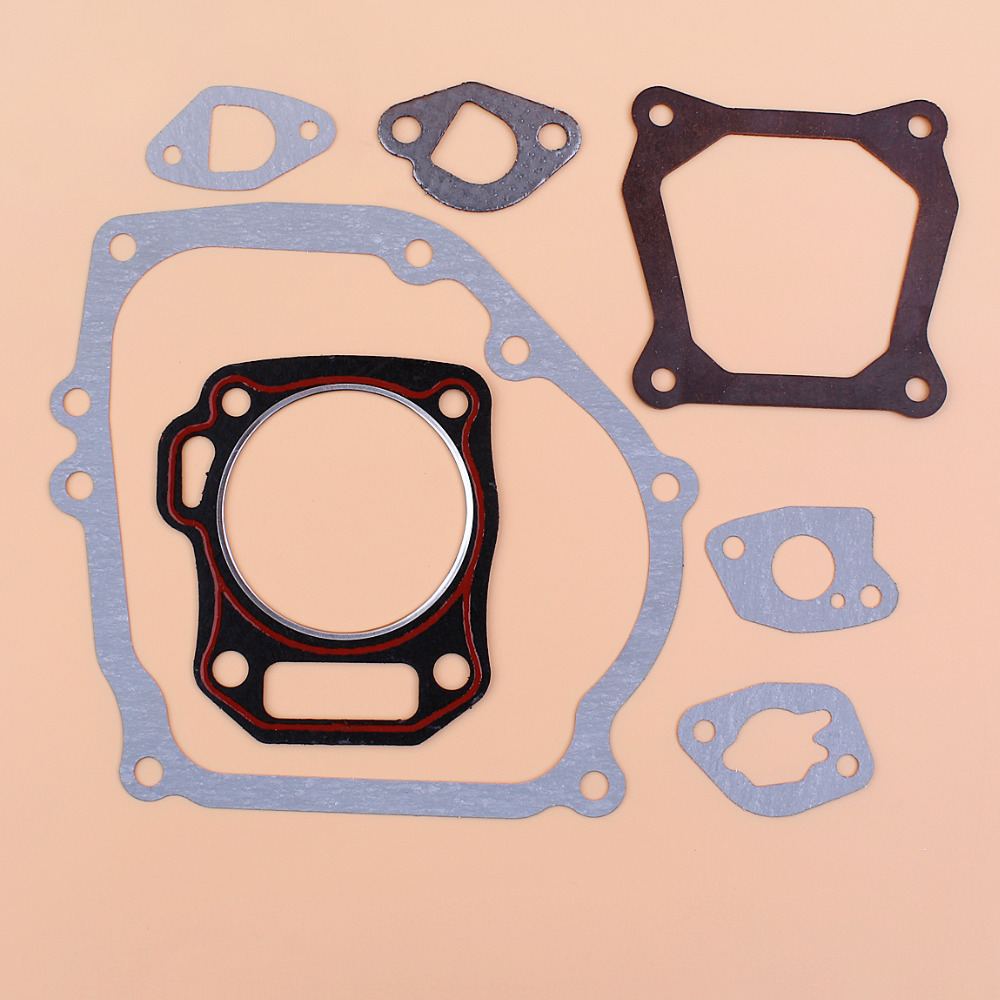 70.5mm Cylinder Head Crankcase Engine Gasket Kit For HONDA GX160 GX200 GX 160 200 168F 170F Motor Petrol Generator Trimmer Parts