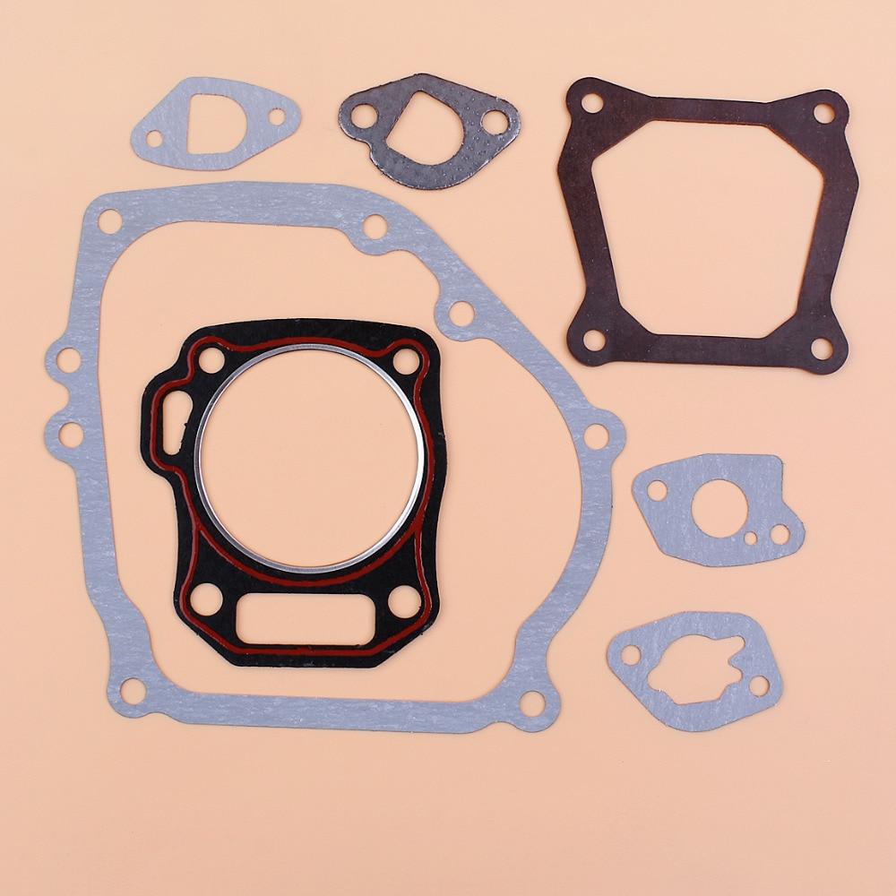 70.5mm Cylinder Head Crankcase Engine Gasket Kit For HONDA GX160 GX200 GX 160 200 168F 170F Motor Petrol Generator Trimmer Parts