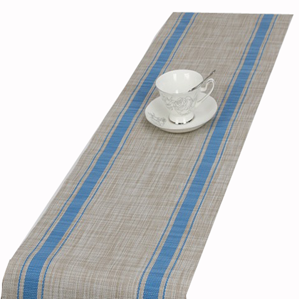 Aliexpress : Buy 1pcs Table Runner Place Mat Stripe Pvc Decorative  Washable Placemats For Dining Linens Heat Resistant Place Mat Cup Mat  Coaster From