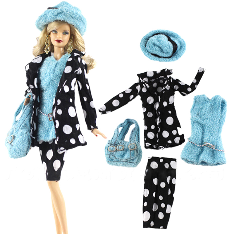53769e71ef US $0.01 |15 Styles Elegant Blouse Casual Wear Girls Suit Trousers Clothes  Accessories For Doll Girls'Gift Doll Party Clothes-in Dolls Accessories ...