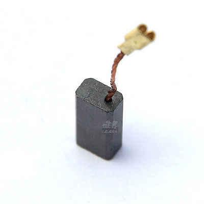 """2 шт 15x10x5 мм электродрель мотор угольные щетки 19/32 """"x 25/64"""" x 1/5 """"LF1"""
