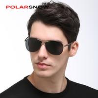 POLARSNOW 2017 Polarized Sports Fishing Sunglasses For Men High Quality Brand Sun Glasses Male Running Eyewear